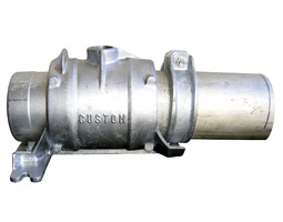 Aluminium Irrigation Pipe Couplings